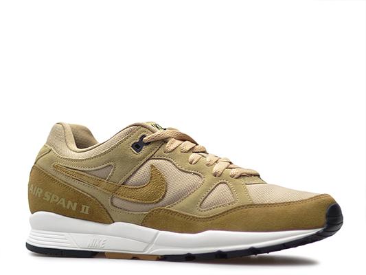 przejść do trybu online sprzedaż obuwia Nowe zdjęcia Buty Nike AIR SPAN II SE SP19 BQ6052-200 Beżowe